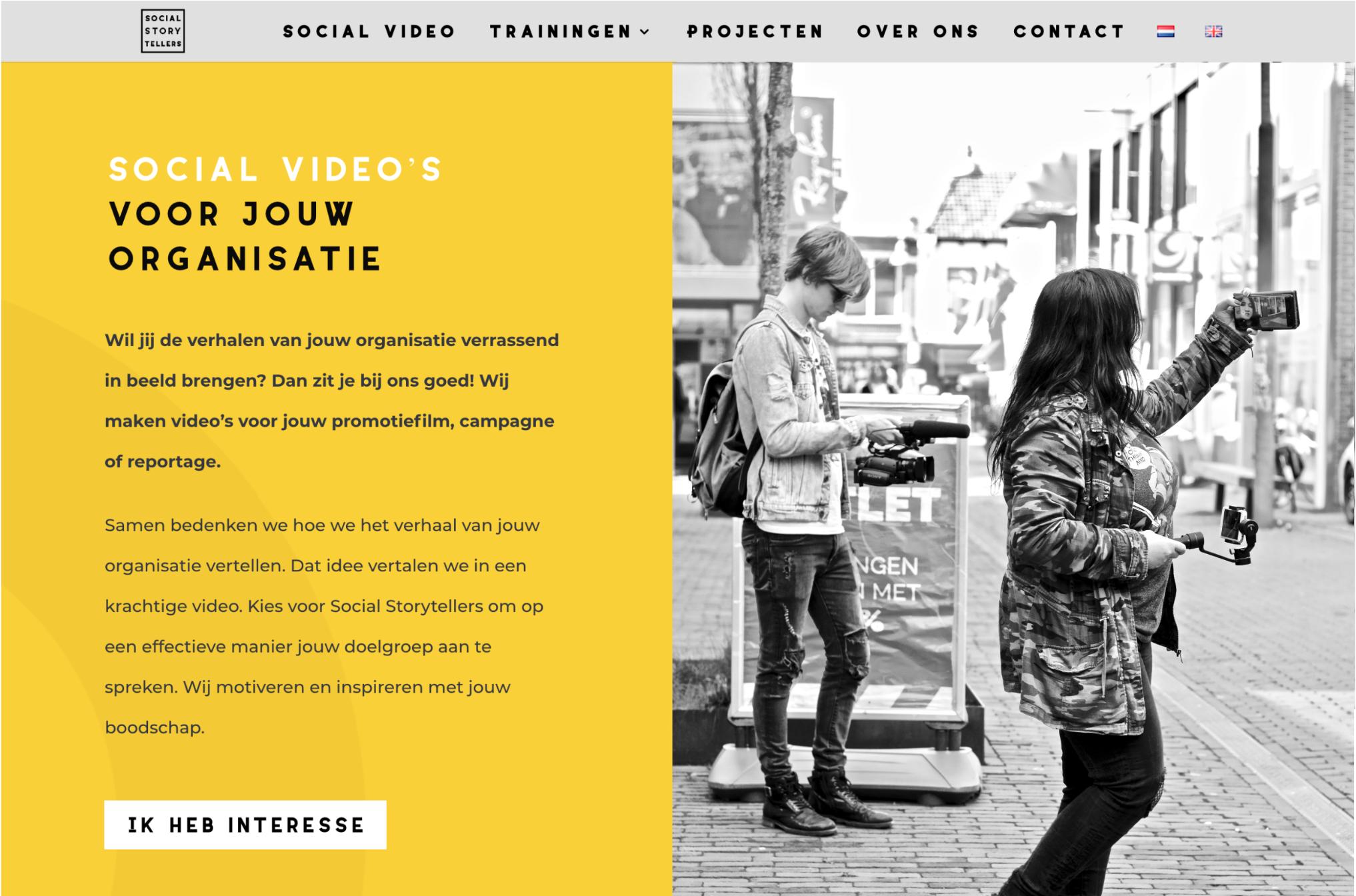 www.socialstorytellers.nl